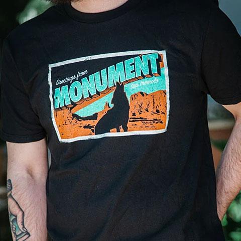 Camiseta manga corta Walrus Audio Walrus Monument XL