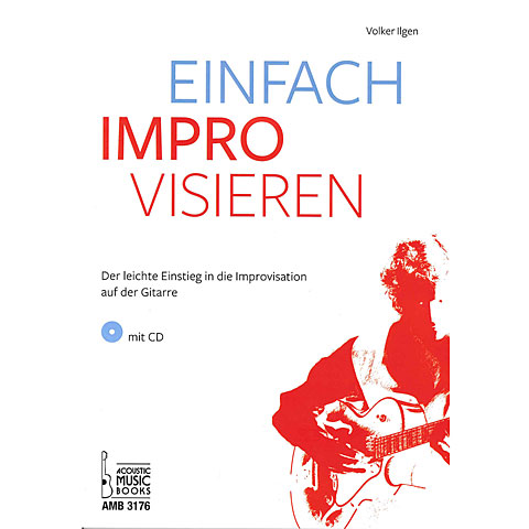 Musical Theory Acoustic Music Books Einfach Improvisieren