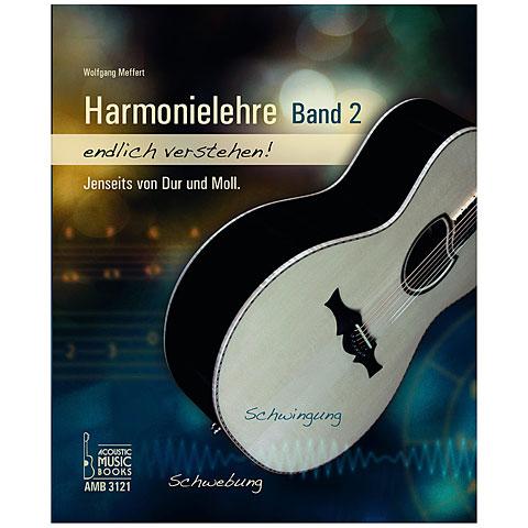 Teoria musical Acoustic Music Books Harmonielehre endlich verstehen! 2