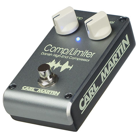 Pedal guitarra eléctrica Carl Martin Compressor Limiter