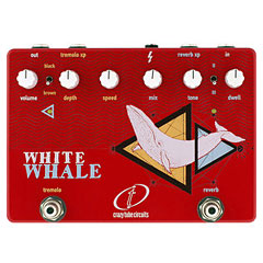 Crazy Tube Circuits White Whale « Pedal guitarra eléctrica
