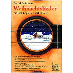 Acoustic Music Books Weihnachtslieder einfach begleiten mit Gitarre « Manuel pédagogique