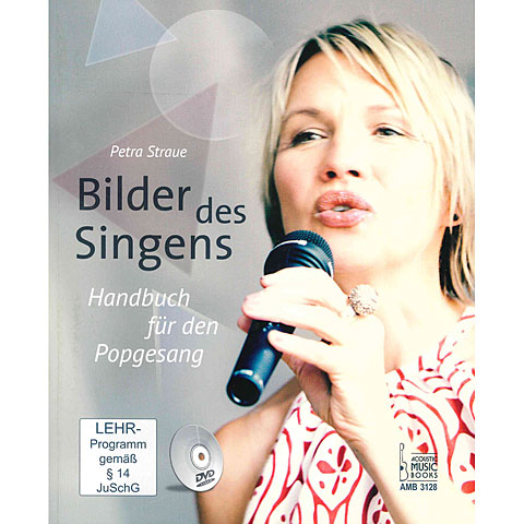 Leerboek Acoustic Music Books Bilder des Singens