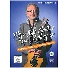 Acoustic Music Books Fingerstyle Guitar von Anfang an « Leerboek