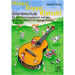 Acoustic Music Books Klimper, Klapper, Klatsch! « Instructional Book
