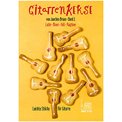 Acoustic Music Books Gitarrenkekse Band 1 « Libro de partituras