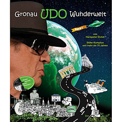 Hp. Dickel Gronau Udo Wunderwelt Band 1 « Biografía