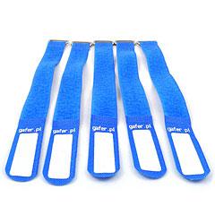 Gafer.pl Velcro Tie 550 mm blue « Pièces détachées câble