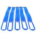 Pequeños accesorios Gafer.pl Tie Staps 25x550mm 5 pieces blue