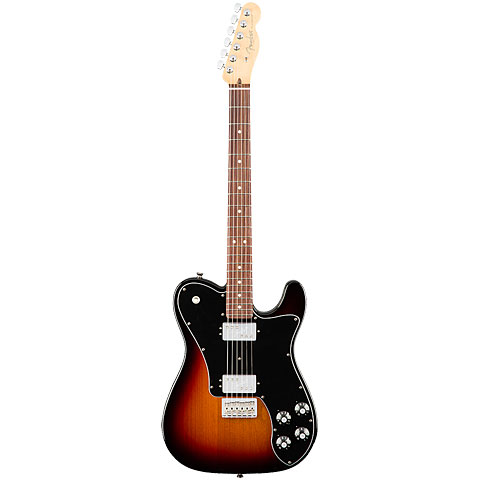 Fender American Pro Telecaster Deluxe RW 3TS « Guitare électrique
