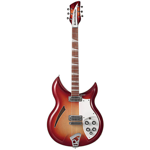 Rickenbacker Vintage 381/V69FG « E-Gitarre