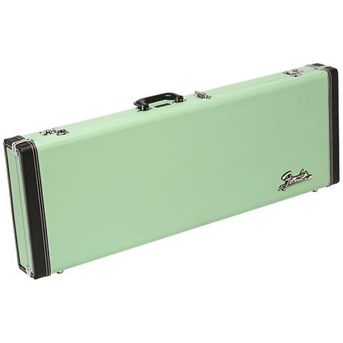 Koffer Electr. gitaar Fender Classic Series Wood Case Strat/Tele Tolex SFG