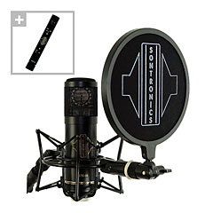 Sontronics Recording Pack « Microphone