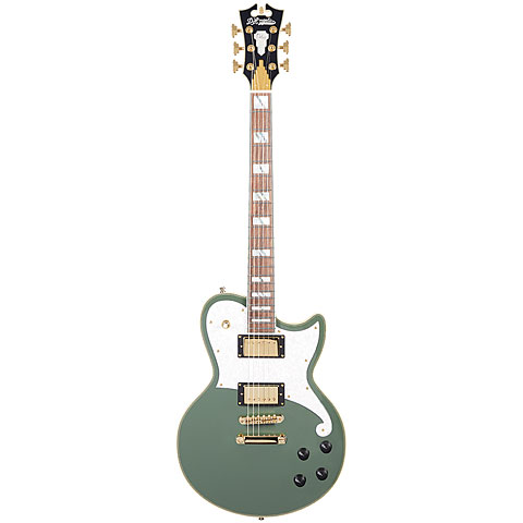 D'Angelico Deluxe Atlantic HG « Electric Guitar