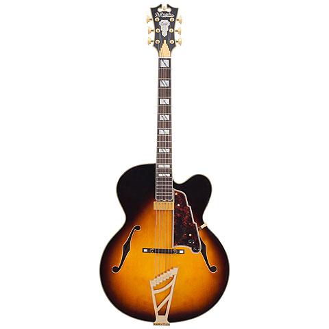 D'Angelico Excel EXL-1 VSB « Guitarra eléctrica