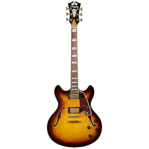 D'Angelico Excel DC VSB « Electric Guitar