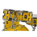 """Schlagzeug Sonor AQ1 22"""" Lite Yellow Stage Set"""