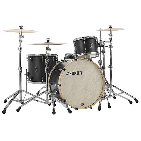 """Schlagzeug Sonor SQ1 24""""/13""""/16"""" GT Black"""