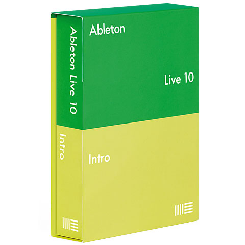 DAW-Software Ableton Live 10 Intro Download