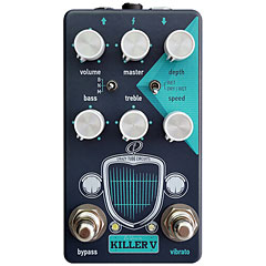 Crazy Tube Circuits Killer V « Effectpedaal Gitaar