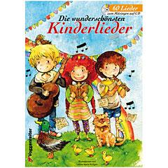 Voggenreiter Die wunderschönsten Kinderlieder « Libro de partituras