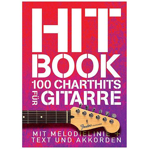 Notenbuch Bosworth Hitbook - 100 Charthits für Gitarre