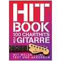 Recueil de Partitions Bosworth Hitbook - 100 Charthits für Gitarre