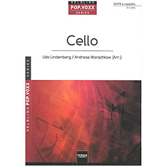 Helbling pop.voxx Cello (SAATB) « Partitions choeur