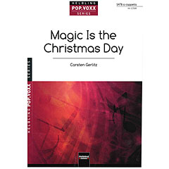 Helbling pop.voxx Magic Is the Christmas Day (SATB) « Bladmuziek voor koren
