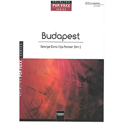 Helbling pop.voxx Budapest (SATB) « Partitions choeur