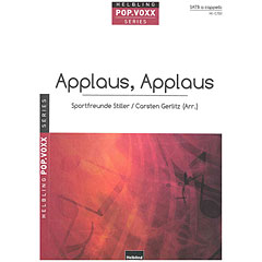 Helbling pop.voxx Applaus, Applaus (SATB) « Partitions choeur