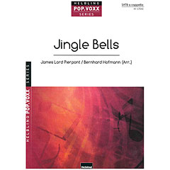 Helbling pop.voxx Jingle Bells (SATB) « Bladmuziek voor koren
