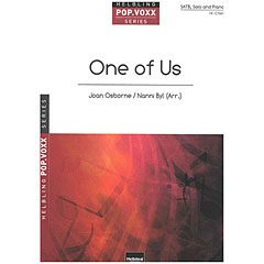 Helbling pop.voxx One of Us (SATB, Solo and Piano) « Bladmuziek voor koren