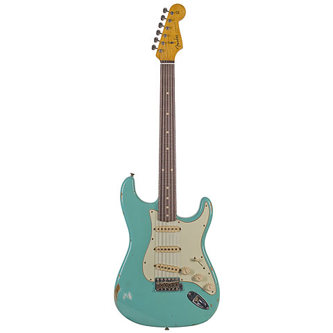 Fender Custom Shop 1960 Relic Stratocaster, SF « Guitare électrique