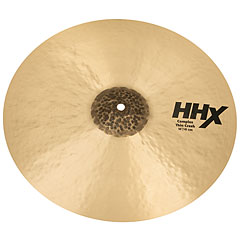 "Sabian HHX 16"" Complex Thin Crash « Cymbale Crash"