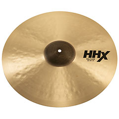 "Sabian HHX 18"" Thin Crash « Cymbale Crash"