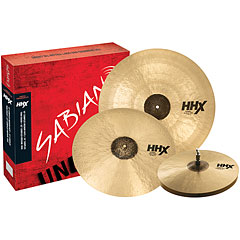 Sabian HHX Complex Performance Set « Pack de cymbales