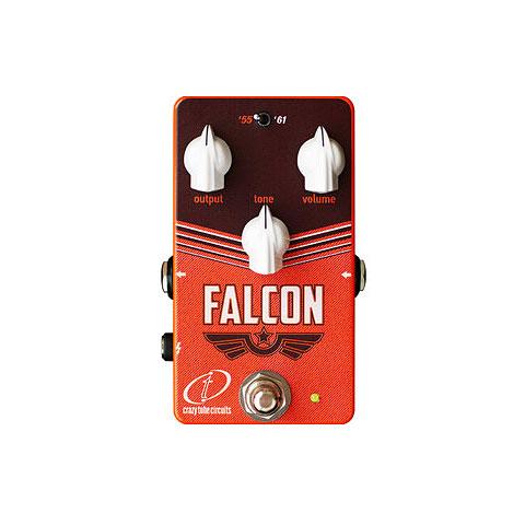 Effektgerät E-Gitarre Crazy Tube Circuits Falcon