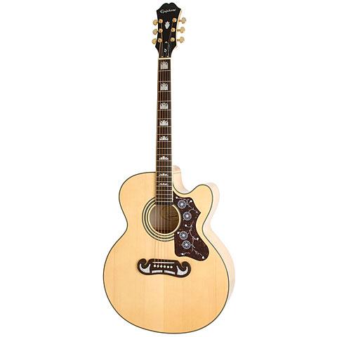 Westerngitarre Epiphone EJ-200SCE NA