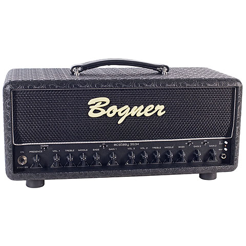 Guitar Amp Head Bogner Ecstasy 3534 Head
