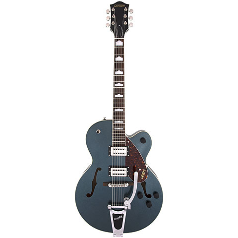 Gretsch Guitars G2420 Streamliner Jr. Centerblock Gun Metal « Guitare électrique