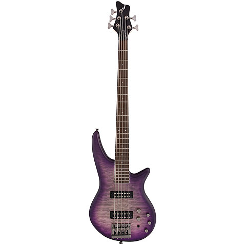 Jackson JS Series Spectra Bass JS3QV PP « Electric Bass Guitar