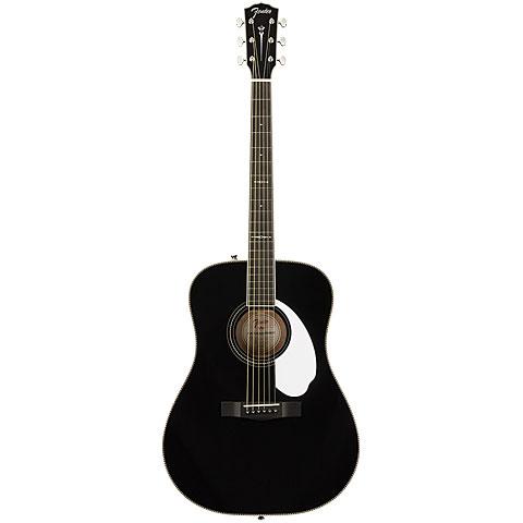 Guitarra acústica Fender LTD ED PM-1E Black