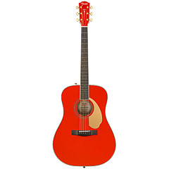 Fender LTD ED PM-1E Fiesta Red « Guitare acoustique