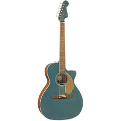 Fender LTD Newporter Player Ocean Teal « Guitare acoustique