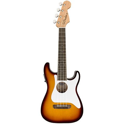 Ukulele Fender Fullerton Strat Uke Sunburst