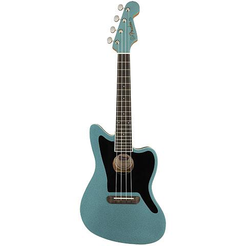 Ukelele Fender Fullerton Jazzmaster Uke Tidepool