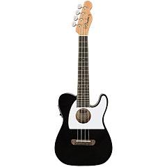 Fender Fullerton Tele Uke Black « Ukelele