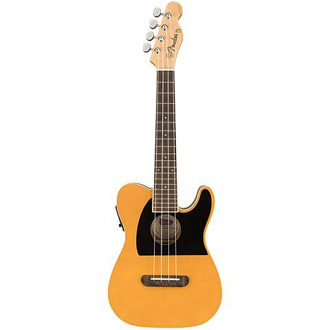 Ukelele Fender Fullerton Tele Uke Blonde