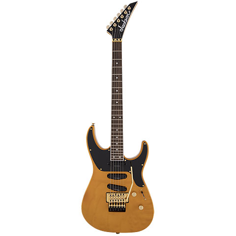 Jackson X Series SL4XDX Butterscotch « Guitare électrique